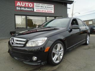 Used 2010 Mercedes-Benz C 300 4MATIC for sale in St-Hubert, QC
