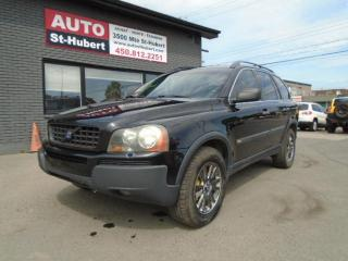 Used 2005 Volvo XC90 2.5T AWD for sale in St-Hubert, QC