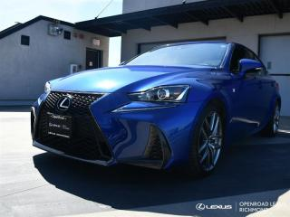 Used 2017 Lexus IS 350 for sale in Richmond, BC