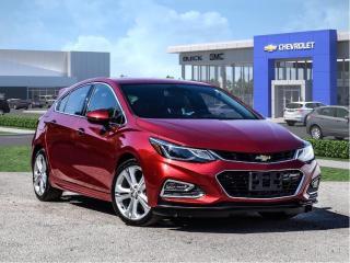 Used 2017 Chevrolet Cruze Premier for sale in Markham, ON