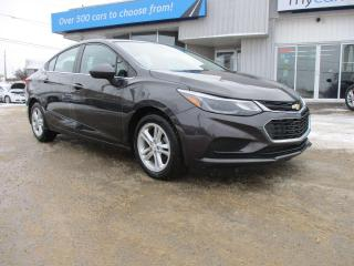Used 2016 Chevrolet Cruze LT Auto PWR SEAT, HEATED SEATS, ALLOYS, BACKUP CAM!! for sale in Kingston, ON