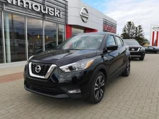 Used 2019 Nissan Kicks FWD SV for sale in Rimouski, QC
