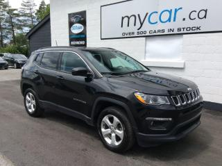 Used 2018 Jeep Compass North HEATED SEATS, ALLOYS, BACKUP CAM!! for sale in North Bay, ON