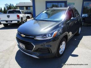 Used 2019 Chevrolet Trax ALL-WHEEL DRIVE LT EDITION 5 PASSENGER 1.4L - DOHC.. TOUCH SCREEN DISPLAY.. AUX/USB INPUT.. BACK-UP CAMERA.. BLUETOOTH SYSTEM.. KEYLESS ENTRY.. for sale in Bradford, ON