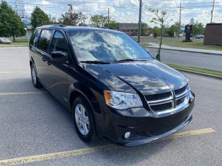 Used 2019 Dodge Grand Caravan Crew Plus | NAV| LEATHER | POWER DOORS | DVD | LOADED for sale in Toronto, ON