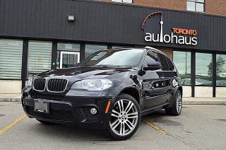 Used 2012 BMW X5 M PACKAGE/NAVI/CAM/PANO/NO ACCIDENTS 35i for sale in Concord, ON