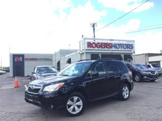 Used 2016 Subaru Forester 2.99% Financing - 2.5i AWD - HTD SEATS - REVERSE CAM for sale in Oakville, ON