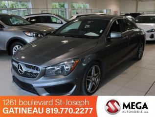 Used 2015 Mercedes-Benz CLA250 4MATIC for sale in Gatineau, QC