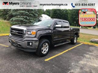 Used 2014 GMC Sierra 1500 SLT for sale in Orleans, ON