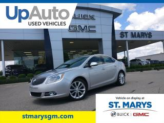 Used 2015 Buick Verano for sale in St. Marys, ON