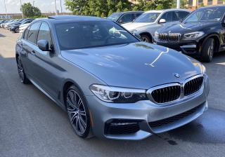 Used 2017 BMW 540 4dr Sdn 540i xDrive AWD for sale in Dorval, QC
