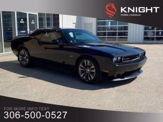 Used 2014 Dodge Challenger SRT8, Low Km's, Excellent Condition! for sale in Moose Jaw, SK