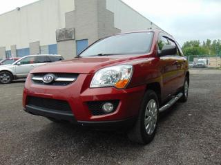 Used 2009 Kia Sportage ******4 CYLINDRES******AUTOMATIQUE****** for sale in St-Eustache, QC