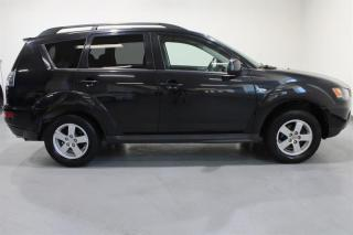 Used 2010 Mitsubishi Outlander ES 2WD CVT for sale in Mississauga, ON