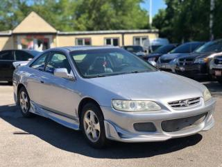 Used 2000 Honda Accord EX-V6 for sale in Mississauga, ON
