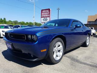 Used 2010 Dodge Challenger R/T BLUE TOOTH !!  HEATED LEATHER SEATS !! for sale in Cambridge, ON