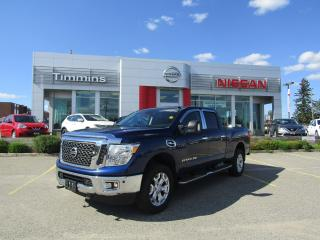 Used 2017 Nissan Titan SV for sale in Timmins, ON