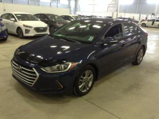 Used 2017 Hyundai Elantra GL Ecran + Det. angles for sale in Longueuil, QC