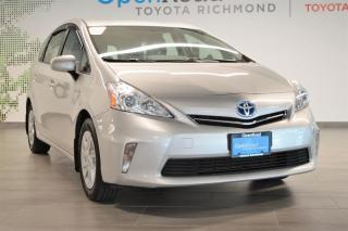 Used 2012 Toyota Prius V CVT for sale in Richmond, BC