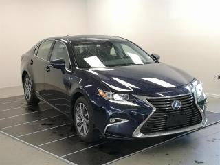 Used 2017 Lexus ES 300 h CVT for sale in Port Moody, BC