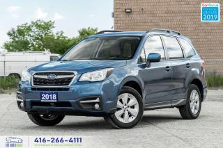 Used 2018 Subaru Forester 2.5I Premium-Heated seats-Steering control for sale in Bolton, ON