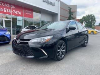 Used 2015 Toyota Camry 4DR SDN I4 AUTO XSE for sale in Longueuil, QC