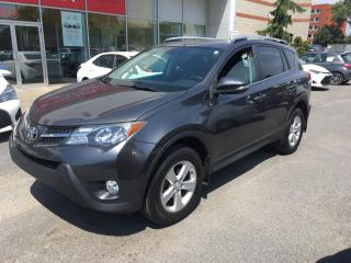 Used 2013 Toyota RAV4 4DR AWD XLE**BAS KM, TOIT OUIVRANT** for sale in Longueuil, QC