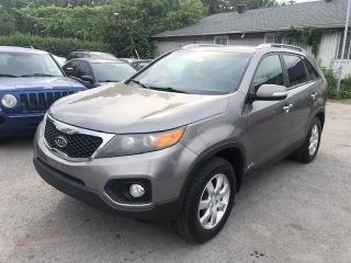 Used 2011 Kia Sorento for sale in Laval, QC