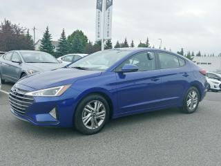 Used 2019 Hyundai Elantra Preferred Auto w-Sun & Safety Package for sale in Ste-Julie, QC