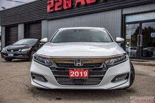 Used 2019 Honda Accord Sport|ACCIDENT FREE|BACKUP CAM|SUNROOF|REMOTE STAR for sale in Brampton, ON
