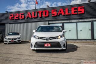 Used 2019 Toyota Sienna LE for sale in Brampton, ON