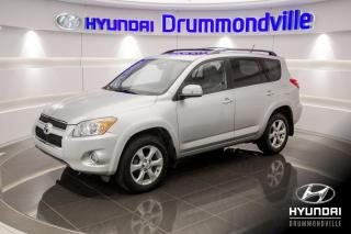 Used 2009 Toyota RAV4 LIMITED AWD + GARANTIE + TOIT + MAGS + W for sale in Drummondville, QC