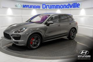 Used 2013 Porsche Cayenne GTS + GARANTIE INCLUSE + NAVI + TOIT + W for sale in Drummondville, QC