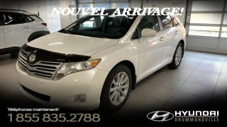 Used 2010 Toyota Venza AWD + GARANTIE + TOIT + MAGS 19 + WOW! for sale in Drummondville, QC