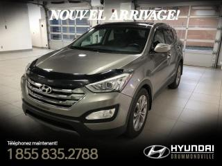 Used 2013 Hyundai Santa Fe SE AWD + GARANTIE + TOIT PANO + CUIR + for sale in Drummondville, QC