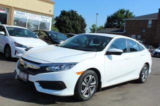 Used 2018 Honda Civic LX for sale in Brampton, ON