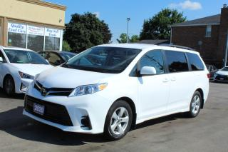 Used 2020 Toyota Sienna LE 8 PASSENGERS for sale in Brampton, ON