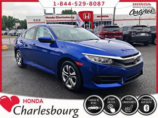 Used 2016 Honda Civic LX AUTOMATIQUE****18 496 KM**** for sale in Charlesbourg, QC