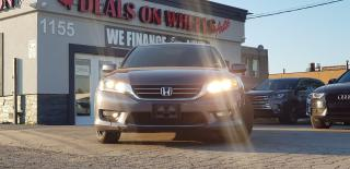Used 2015 Honda Accord Sport for sale in Oakville, ON