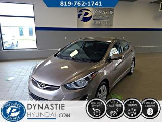 Used 2015 Hyundai Elantra GL for sale in Rouyn-Noranda, QC