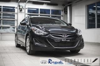 Used 2015 Hyundai Elantra GL chez Rimouski Hyundai for sale in Rimouski, QC