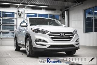 Used 2017 Hyundai Tucson AWD 2.0L chez Rimouski Hyundai for sale in Rimouski, QC