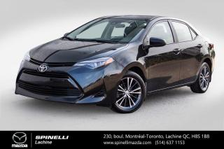 Used 2017 Toyota Corolla LE AUTO TOIT OUVRANT SIEGES CHAUFFANTS BLUETOOTH Toyota Corolla LE 2017 for sale in Lachine, QC