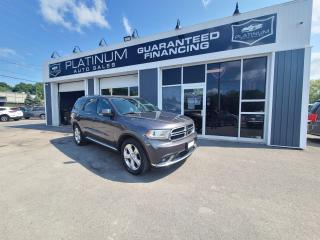 Used 2014 Dodge Durango Limited for sale in Kingston, ON