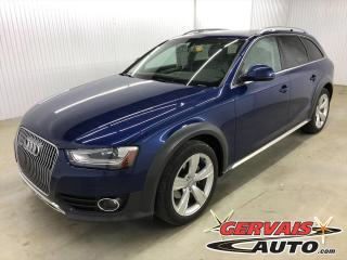 Used 2016 Audi A4 Technik Quattro GPS Cuir Toit Panoramique Mags *Audio Bang & Olufsen* for sale in Trois-Rivières, QC