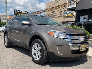 Used 2012 Ford Edge 4DR SEL FWD for sale in Scarborough, ON