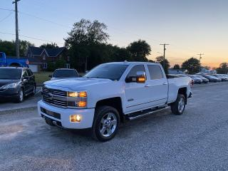 Used 2016 Chevrolet Silverado 2500 HD 4WD Crew Cab High Country for sale in Ridgetown, ON
