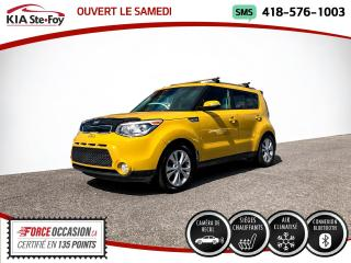 Used 2016 Kia Soul * EX+* SIEGES CHAUFFANTS * for sale in Québec, QC