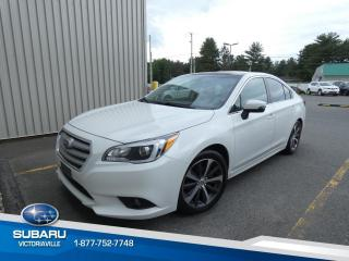 Used 2016 Subaru Legacy 2.5i groupe **Limited** Technologie berl for sale in Victoriaville, QC