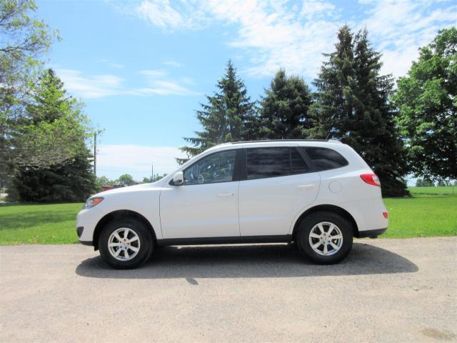 2012 Hyundai Santa Fe GL Premium AWD